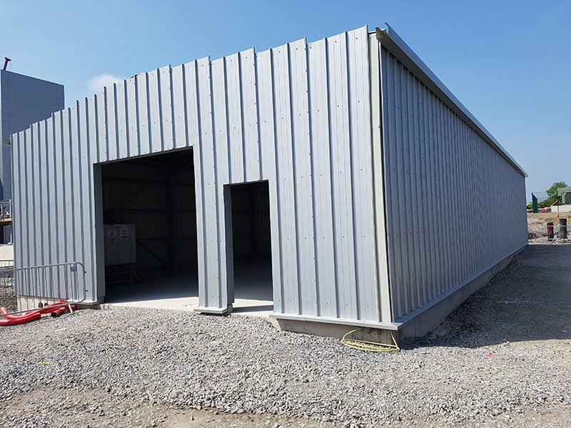Cladding Projects – Farleng Engineering